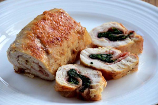 Kyllingruller_med_spinat_og_ost