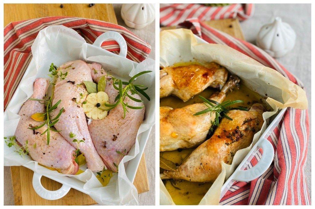 kyllinglår i ovn