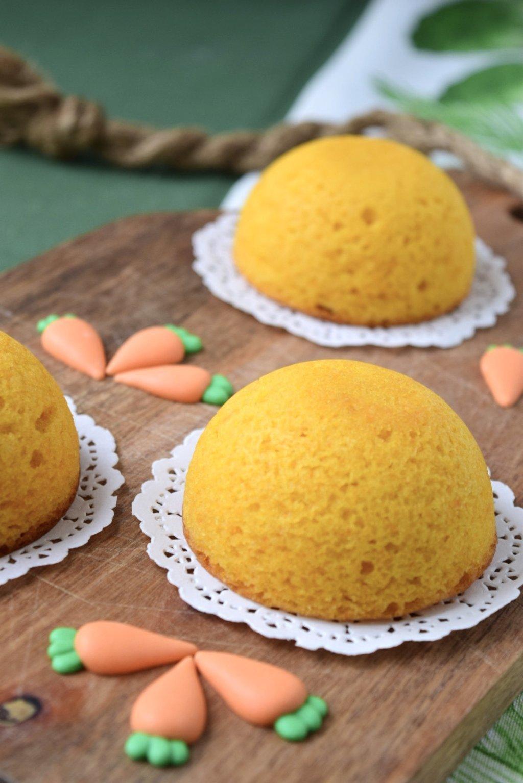 Gulrot og mandelkaker